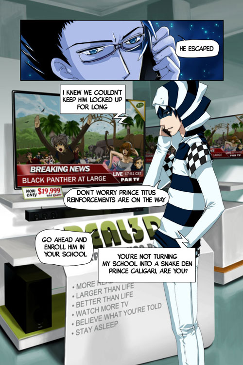 Chapter 1 Page 2 The Conspirators